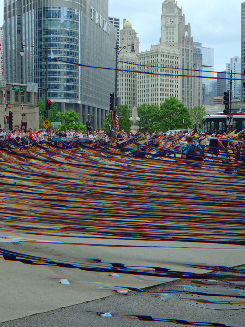 File 1868. Memorial Day, Chicago by Nikita Shokhov at Snark.art